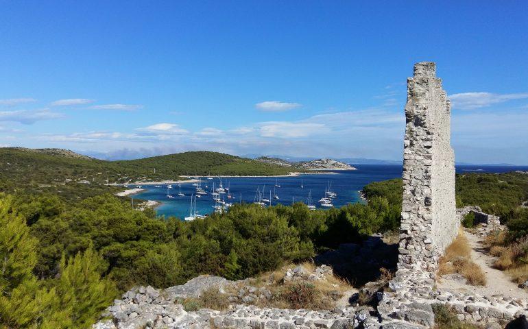 Žirje_Insel in Kroatien