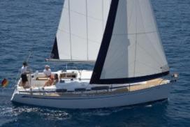 Segelyacht Typ Bavaria 39 Cruiser