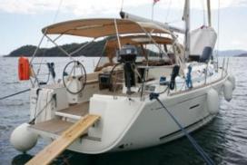 Segelyacht Typ Dufour 405 GL