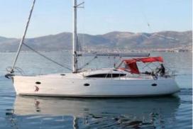 Segelyacht Typ Elan 434 Impression