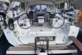 Segelyacht Typ Oceanis 41