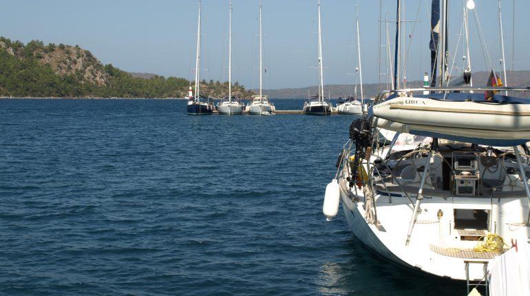 Segelbucht Türkei