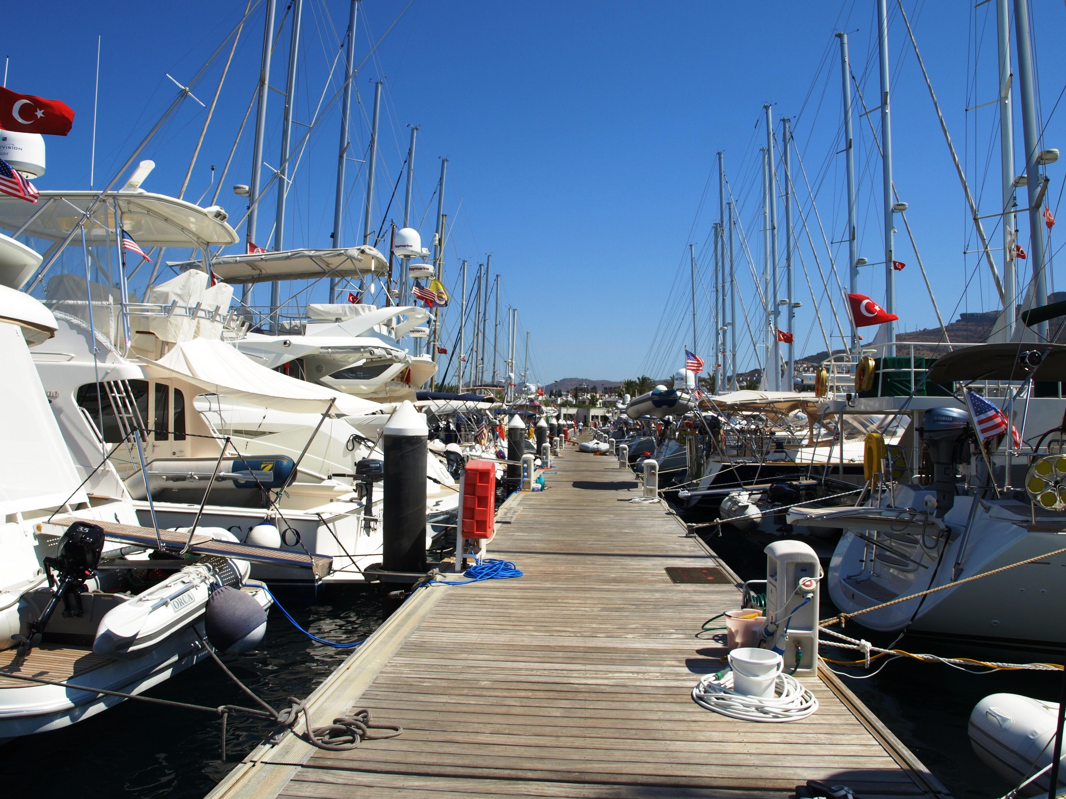 Marina Türkei