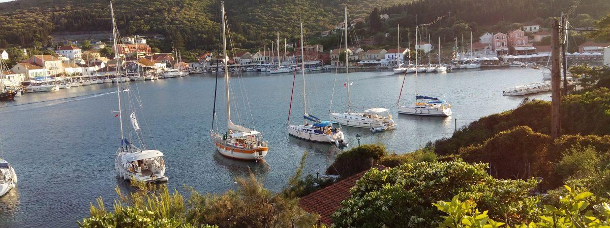 Segelurlaub Griechenland