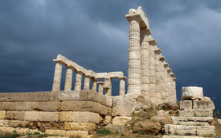 Poseidon-Tempel Griechenland