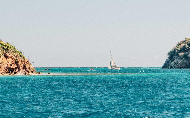 Segelrevier Karibik