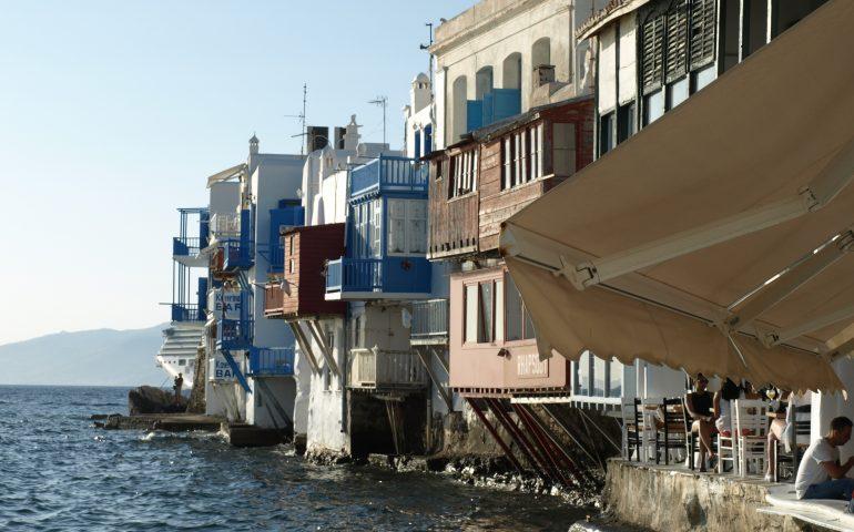 Mykonos-Griechenland