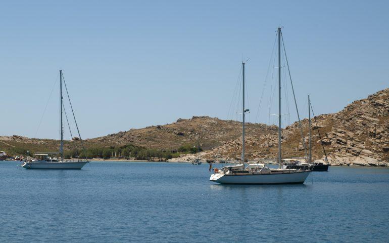 Ormos Naousis_Griechenland
