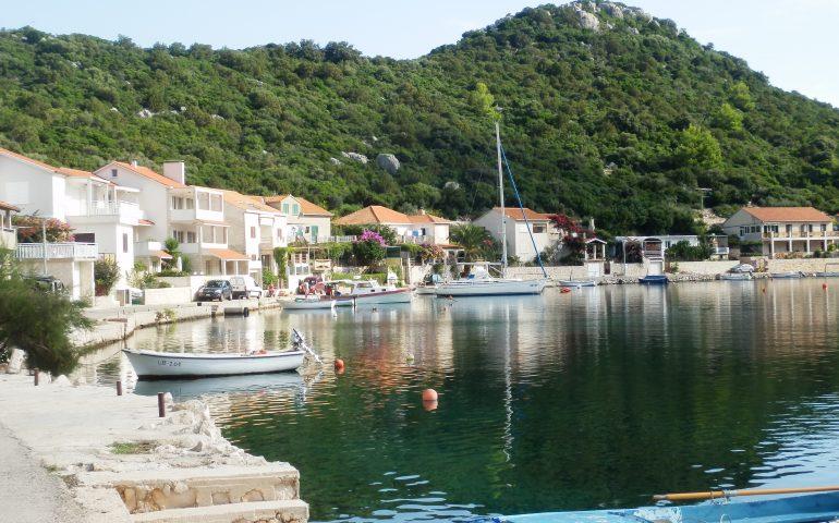 Pomena Bucht in Süddalmatien
