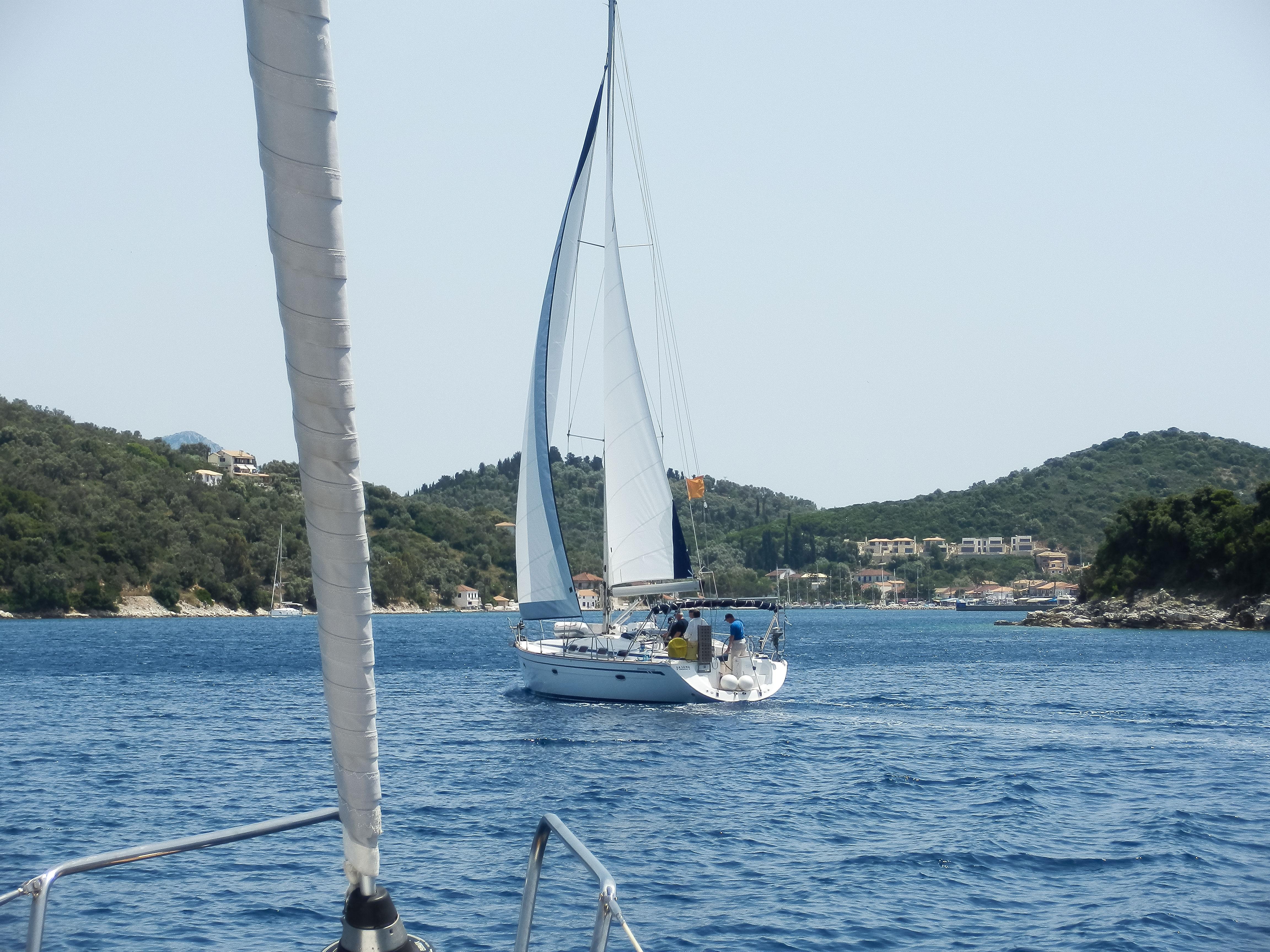 Bootscharter Griechenland