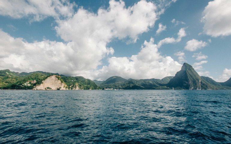 Petit Piton auf St. Lucia