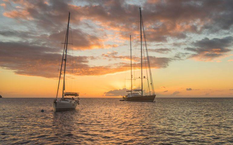 Segelurlaub in der Karibik
