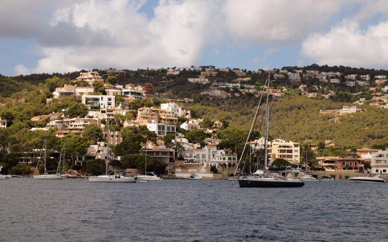 Bucht bei Palma