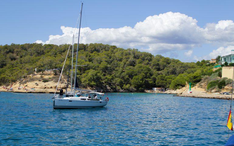 Segeln in Palma de Mallorca